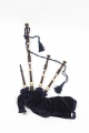 3/4 Henderson highland bagpipe in cocuswood