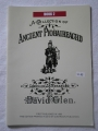 A Collection of Ancient Piobaireachd -compiled and arranged by David Glen (book 2)