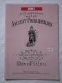 A Collection of Ancient Piobaireachd -compiled and arranged by David Glen (book 4)