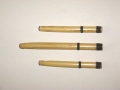 Cane drone reeds - a set of three