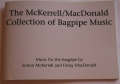 The McKerrell/MacDonald Collection of Bagpipe Music